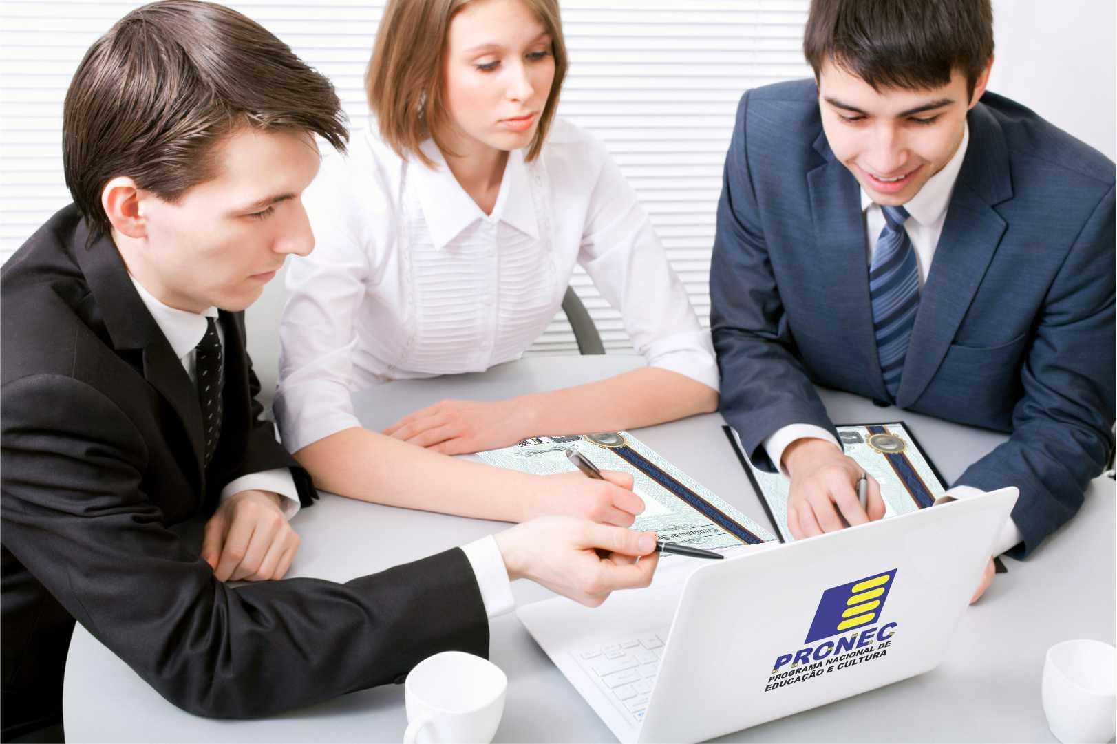Emitir Certificado de Autenticidade e/ou Participação